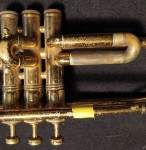 trompeta estropeada