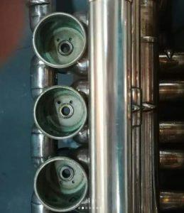 reparar tuba
